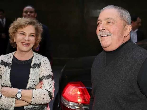 Lula deixa Sírio-Libanês (Foto: Ricardo Stuckert/Instituto Lula/Divulgação)