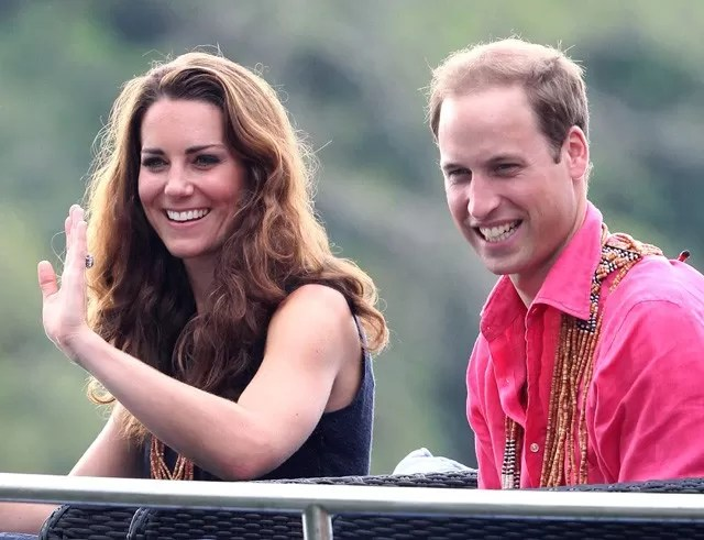 Kate Middleton: frizz! (Foto: Getty Images)