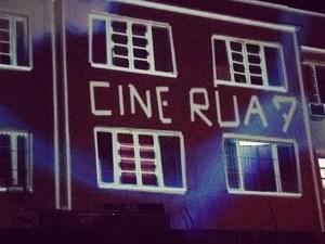 Resultado de imagem para cine rua sete