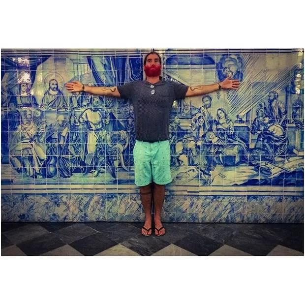 Felipe Veloso (Foto: Reprodução/Instagram)