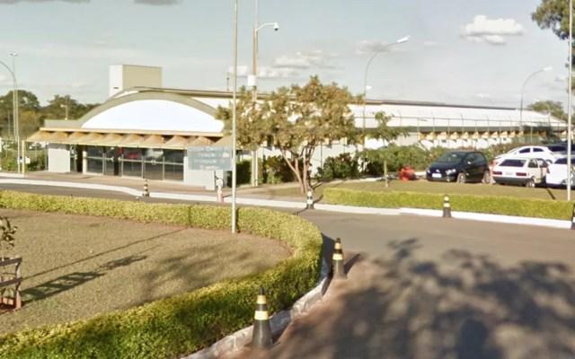Fachada do Cespe, no campus da Asa Norte da Universidade de Brasília (Foto: Google/Reprodução)