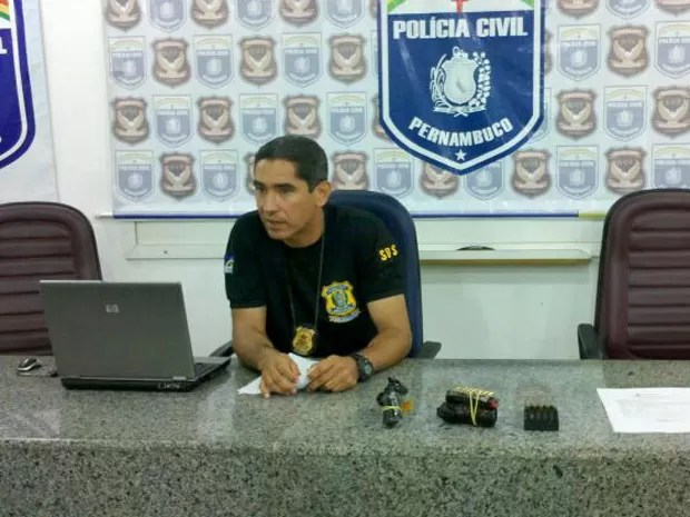 Delegado Cláudio Castro. (Foto: Kety Marinho / TV Globo)