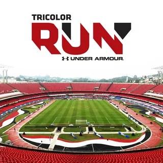 Tricolor Run São Paulo (Foto: Divulgação)