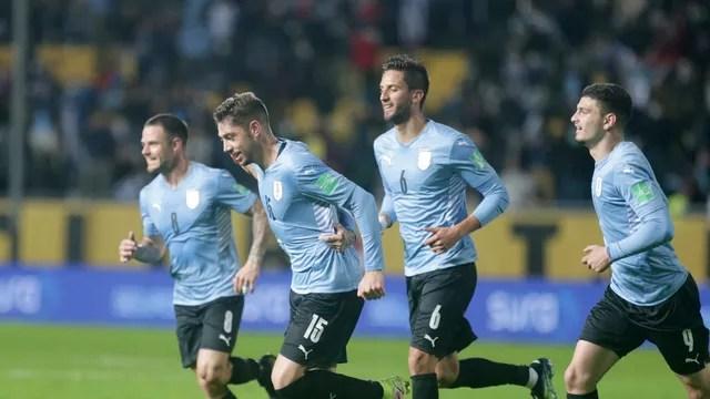 Uruguai vence a Bolívia e se aproxima dos primeiros colocados das eliminatórias sul-americanas
