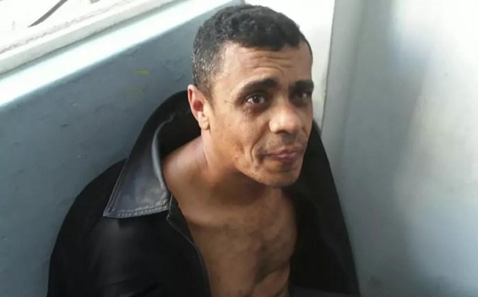 Adelio Bispo de Oliveira, autor da facada em Jair Bolsonaro — Foto: Reprodução/GloboNews