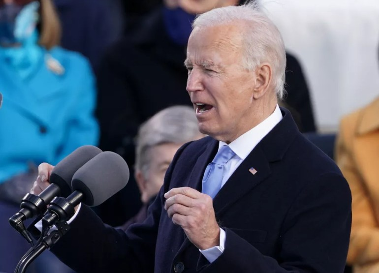 Posse de Joe Biden como presidente dos EUA; FOTOS | Mundo | G1