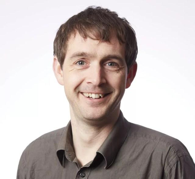 Professor Ed Hawkins, é da Universidade de Reading, no Reino Unido — Foto: Arquivo Pessoal/Ed Hawkins