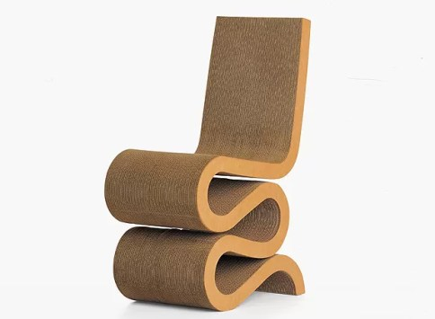 Wiggle Side Chair (Foto: Divulgação)