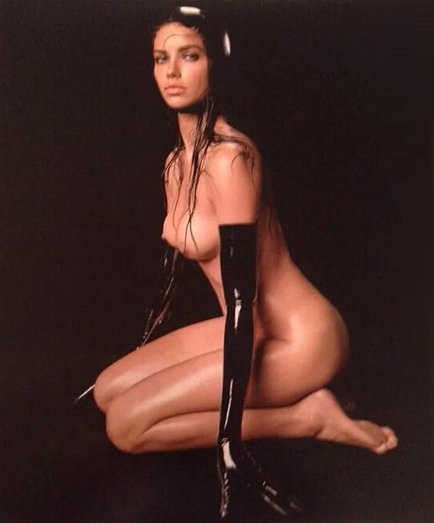 Adriana Lima Pirelli (Foto:  )