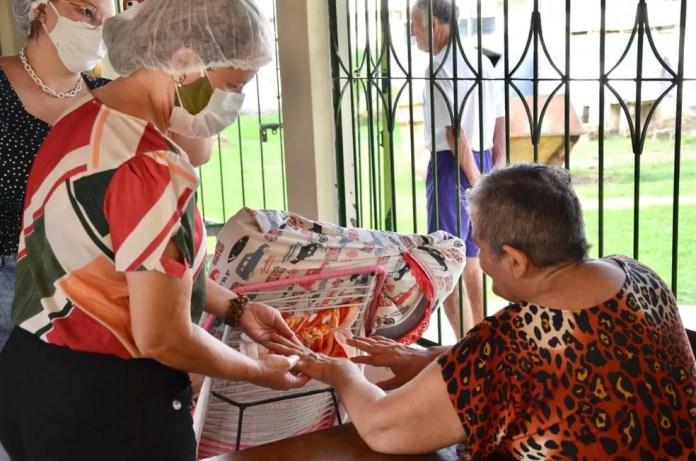 Violência contra o idoso pode ser denunciada pelo número 181 da Polícia Civil ou disque 100 — Foto: Lucas Oliveira/SEASDHM
