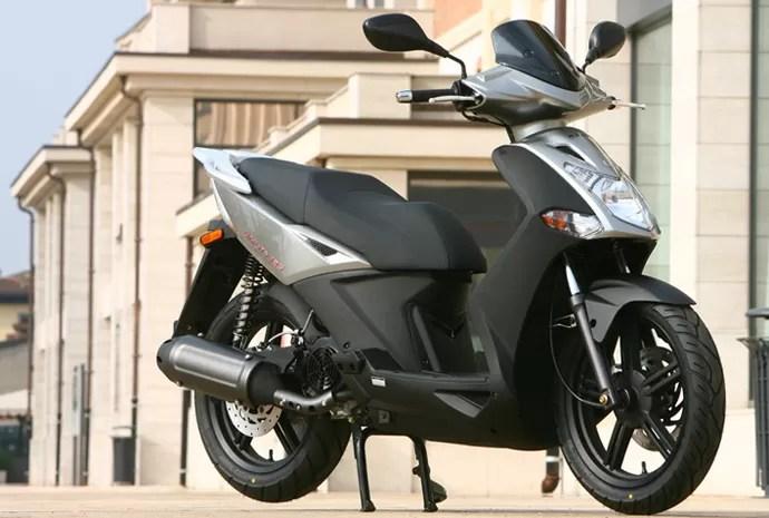 kymco_agility_city_125 - Conheça as motos mais vendidas na Europa