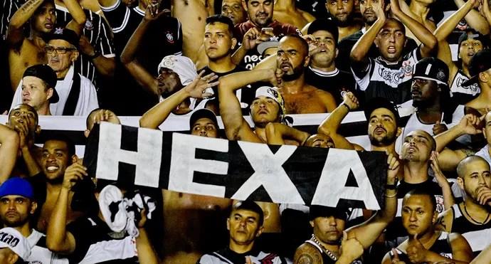 Ubinho Campeão Corinthians 2 (Foto: Agência Estado)