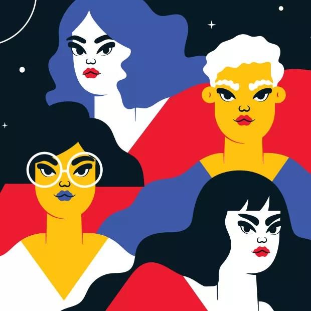 ilustra 5 - O dicionário prático do feminismo