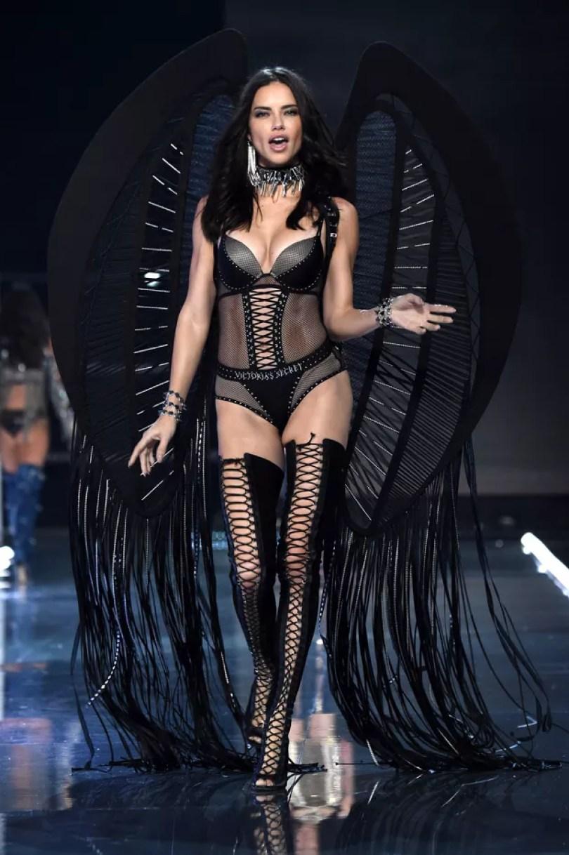 adriana2 - 17 Modelos da Victoria's Secret que faltaram ao evento na China