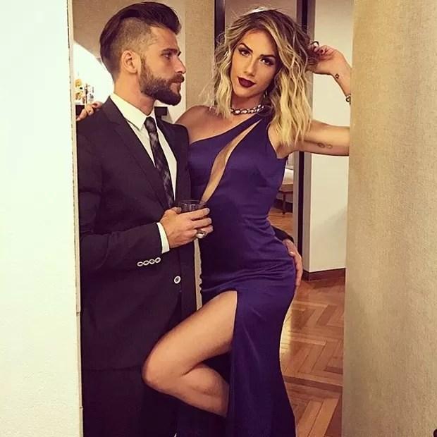 Bruno Gagliasso e Giovanna Ewbank (Foto: Instagram / Reprodução)