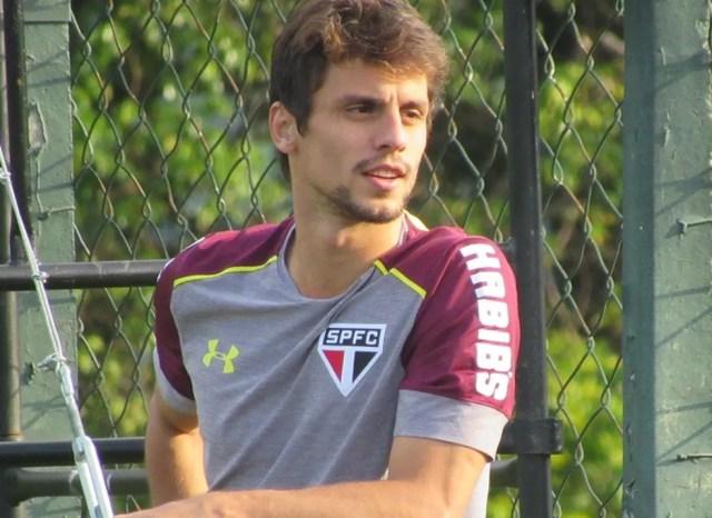 Valorizado, Rodrigo Caio pode deixar o São Paulo na janela de transferências (Foto: Marcelo Hazan)