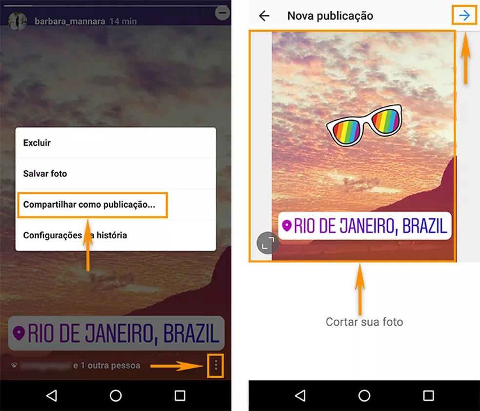 instagram0111 Truques para dominar seus Stories postados no Instagram pelo Android