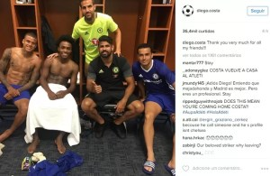 Vem Diego!