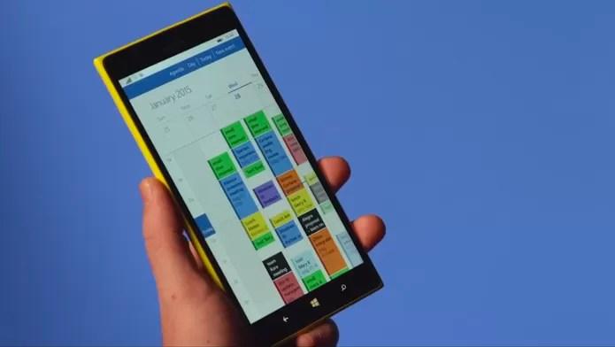 Windows 10 e Office rodam em smartsphones e computadores com o mesmo visual (Foto: Reprodução/Microsoft)