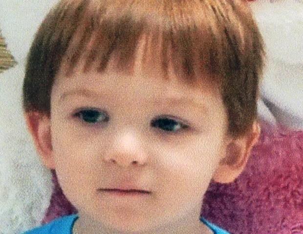 Scott McMillan morreu após ser torturado até a morte pela mãe e pelo namorado dela nos EUA (Foto: Chester County District Attorney's Office/AP)