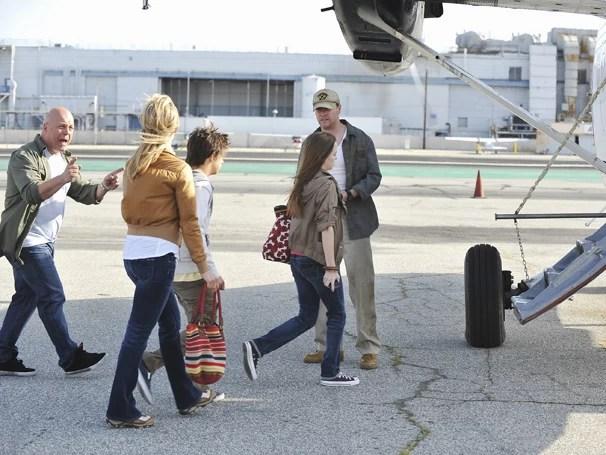 Para tentar reconectar os laços entre sua família, Jim propõe uma viagem (Foto: Divulgação / Disney)