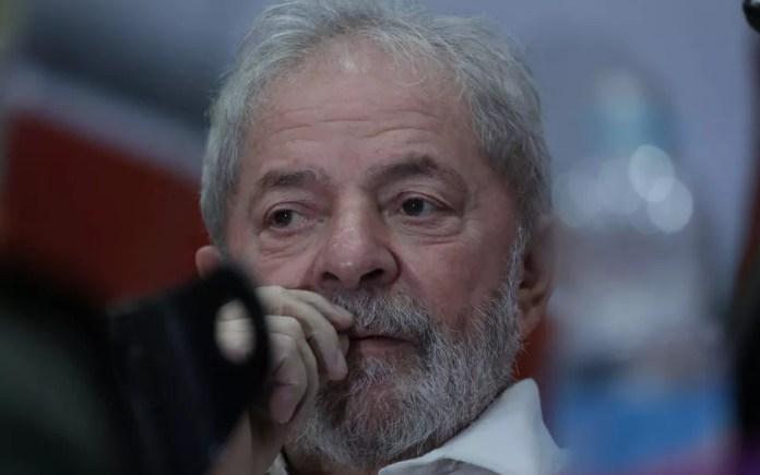 O ex-presidente Luiz Inácio Lula da Silva — Foto: Reprodução
