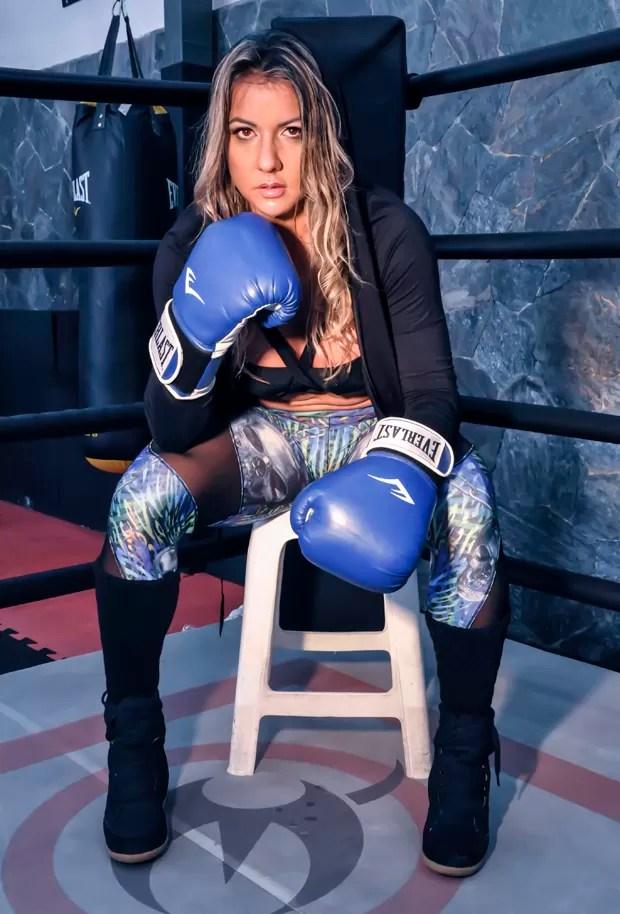 Elaine Ranzatto (Foto: Daniel Silva / MF Models)