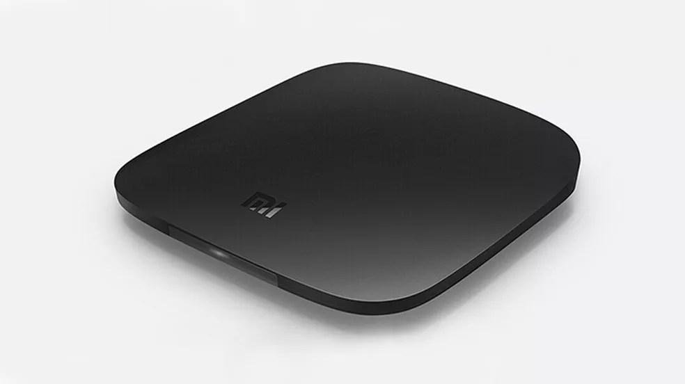 Xiaomi Mi TV Box tem design discreto (Foto: Divulgação/Xiaomi)