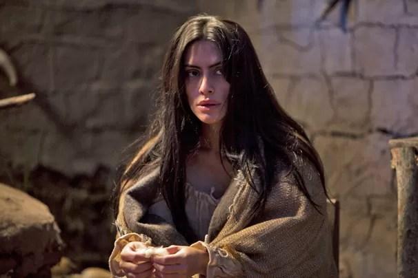 Cleo Pires é Ana Terra na adaptação da obra clássica de Erico Verissimo, que estreia no dia 1º de janeiro (Foto: Globo)