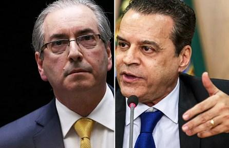 Eduardo Cunha e Henrique Eduardo Alves (Foto: Adriano Machado/Reuters e Fabio Rodrigues Pozzebom/Arquivo Agência Brasil)