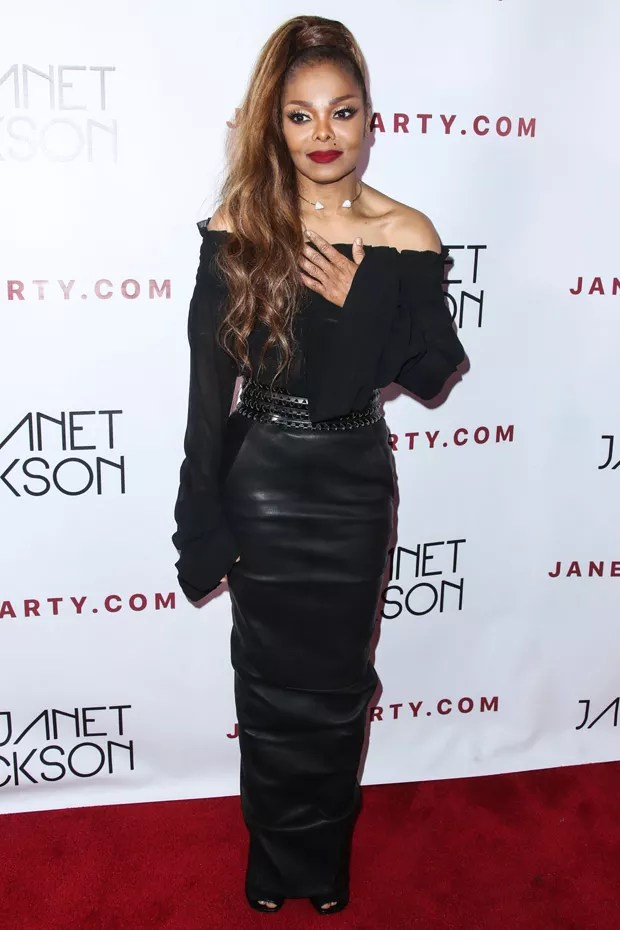 Janet Jackson (Foto: BackGrid)