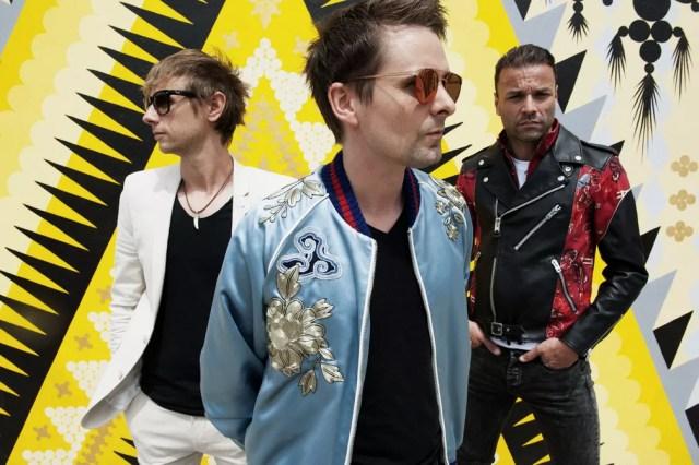 Muse — Foto: Divulgação / Jeff Forney