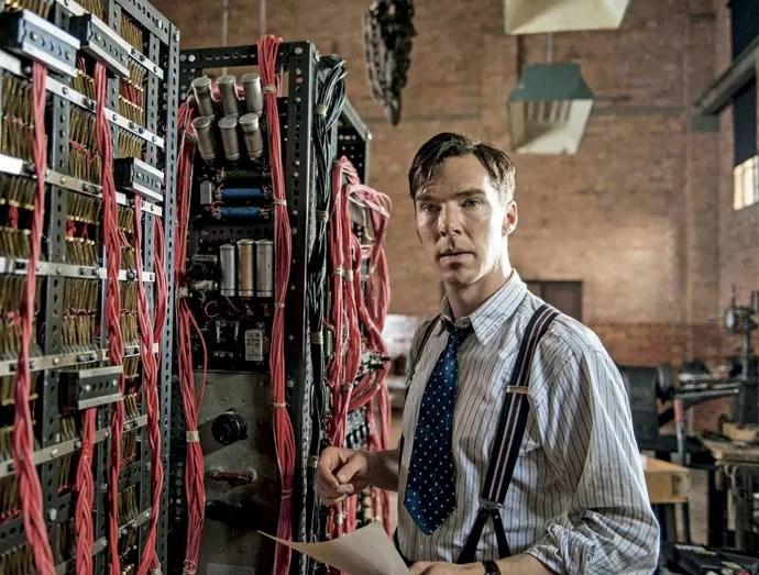 Bem na fita: Benedict Cumberbatch dá vida a Turing no cinema e concorre ao Oscar de melhor ator (Foto: Divulgação)
