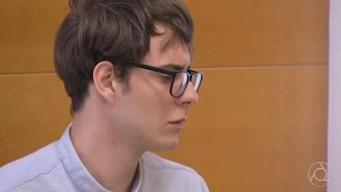 Patrick Nogueira foi condenado a prisão perpétua revisável — Foto: TV Cabo Branco/Reprodução
