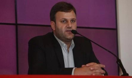 Vinicius Pinotti era diretor de marketing e hoje comanda o futebol do São Paulo (Foto: Rubens Chiri / saopaulofc.net)