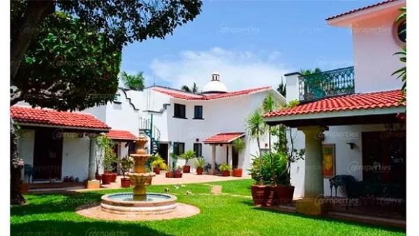 A casa em Cancún do ator Roberto Gómez Bolaños (1929-2014), intérprete do personagem Chaves, foi colocada à venda por US$ 2 milhões (Foto: Divulgação)
