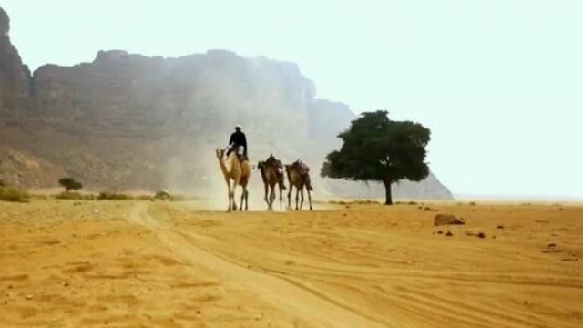Globo Repórter apresenta o deserto mais bonito do mundo