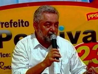Percival Muniz irá ocupar Prefeitura de Rondonópolis pela terceira vez. (Foto: Reprodução/ TVCA)