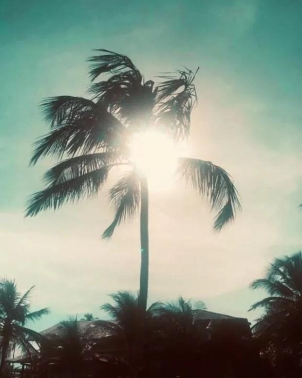 Paolla Oliveira relembra dia de praia (Foto: Reprodução/Instagram)