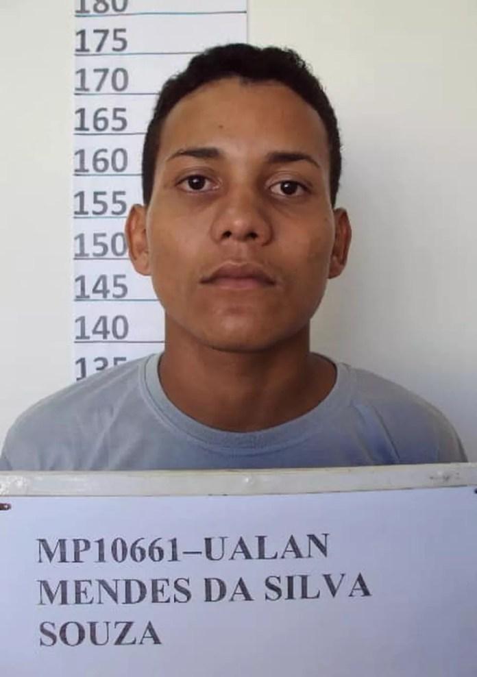 Ualan Mendes da Silva Souza — Foto: Aspra/Divulgação