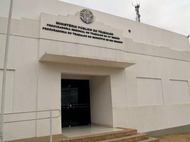 MPT condenou Pró-Saúde a pagar R$ 500 mil por dano moral coletivo (Foto: Quésia Melo/G1)