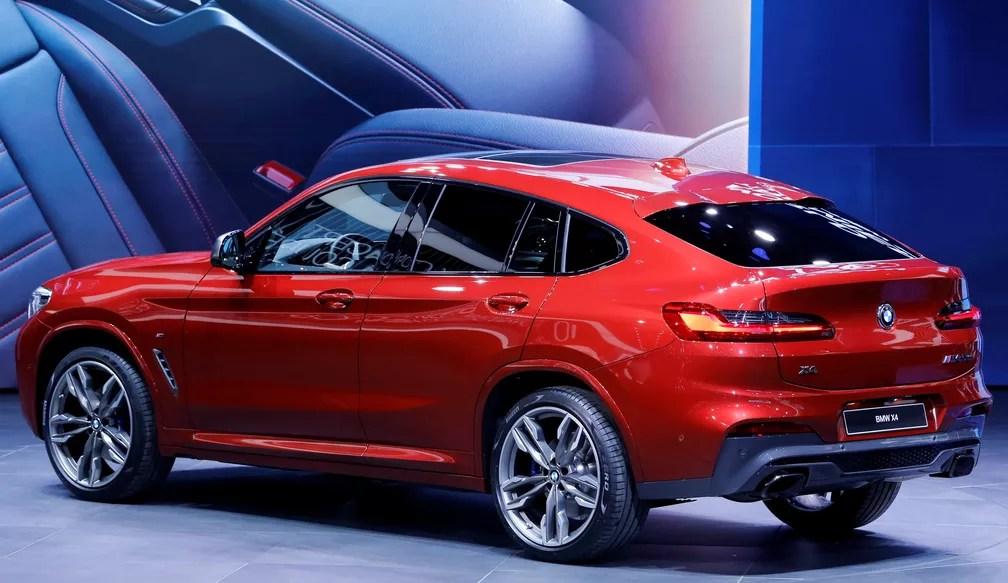 BMW X4 (Foto: Pierre Albouy/Reuters)