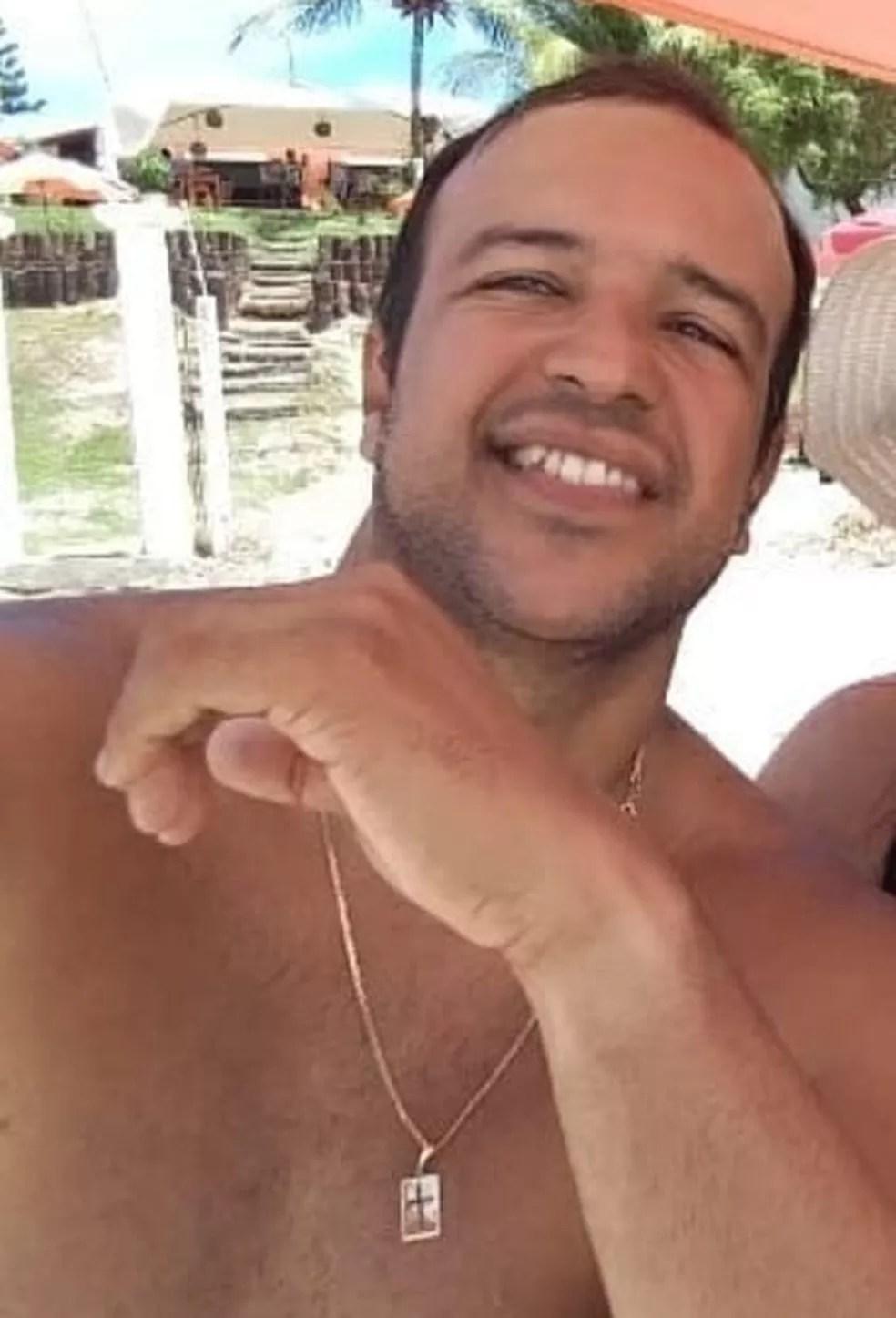 Gustavo Pinheiro de Andrade tinha 39 anos de idade — Foto: Cedida/Arquivo pessoal