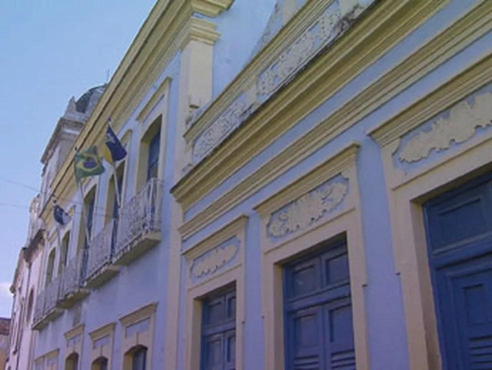 Câmara de Vereadores de Olinda (Foto: Reprodução/TV Globo)