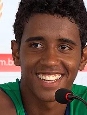 gabriel atacante do bahia (Foto: Reprodução/TV Bahia)