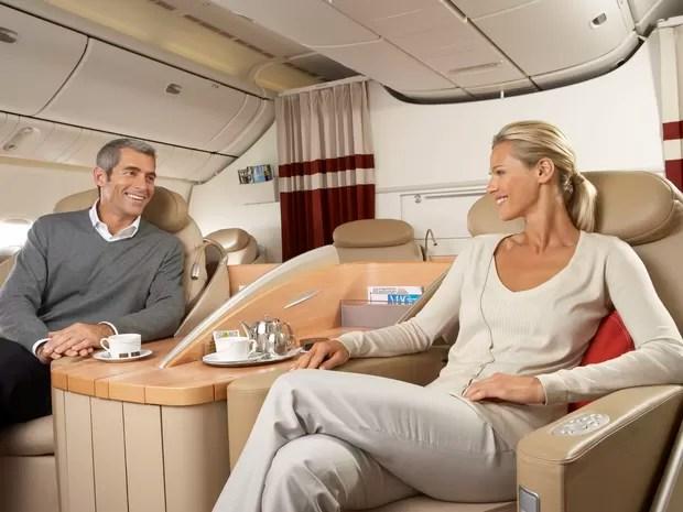 Air France Primeira Classe (Foto: Divulgação)
