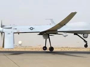 drone vant predato (Foto: Reuters)