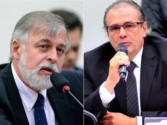 Paulo Roberto Costa e Pedro Barusco serão ouvidos como testemunhas de acusação (Foto: Lúcio Bernardo Jr/Câmara dos Deputados e Zeca Ribeiro/Câmara dos Deputados)