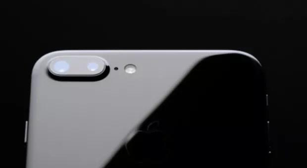 Anúncio da Apple mostra câmera dupla traseira do iPhone 7 (Foto: Divulgação / Apple)