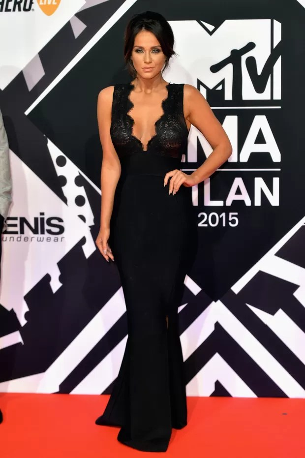 Vicky Pattison no MTV Europe Music Awards 2015 (Foto: Getty Images)